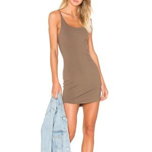 Slip dress to layer all year around!